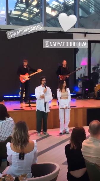 Яма, Полякова та Чапкіс: Наталя Могилевська з розмахом відсвяткувала 45-річчя