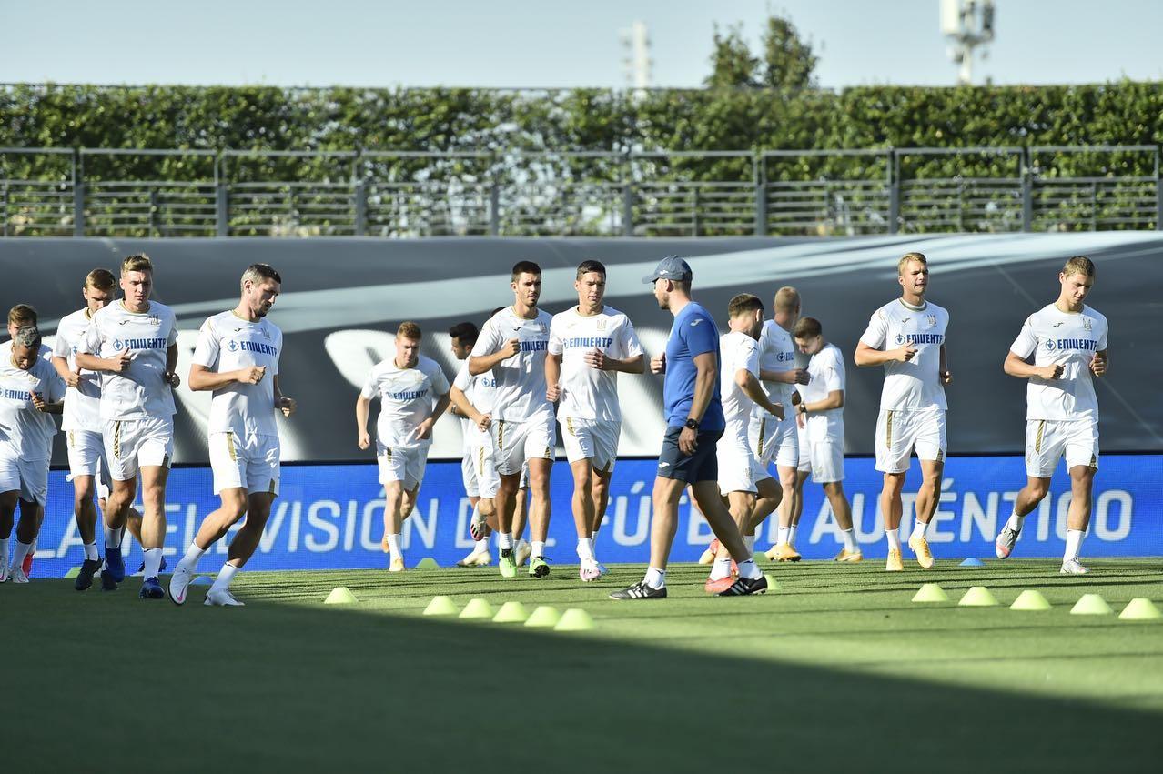 Испания Украина - прогноз на матч Лиги наций 6 сентября