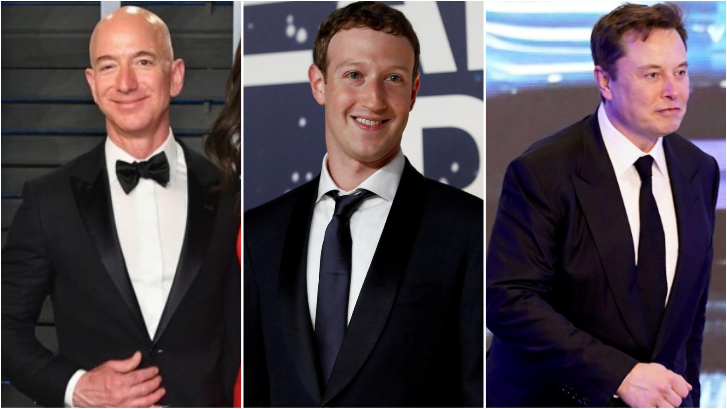 Самые богатые люди мира стали еще богаче после выборов в США 2020   СЕГОДНЯ